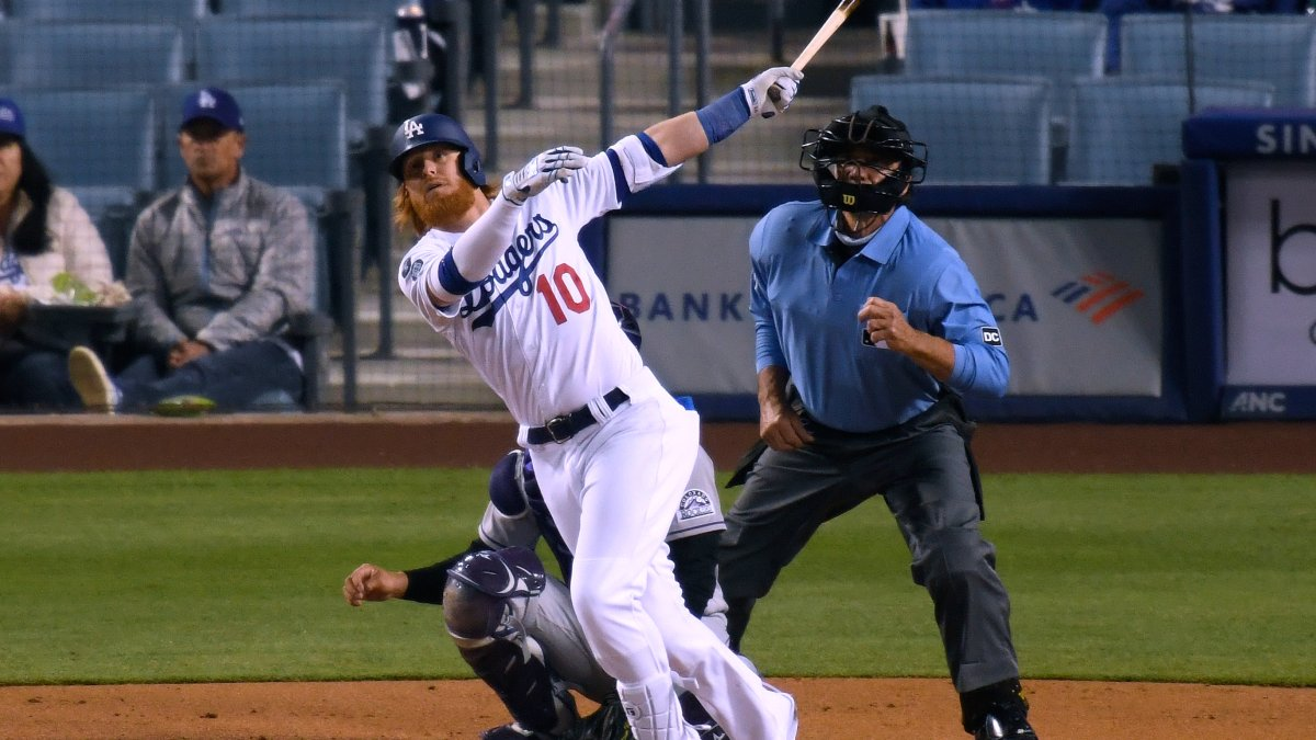 Justin Turner, Zach McKinstry Power Dodgers Past Rockies 4-2 for 5th Straight Win