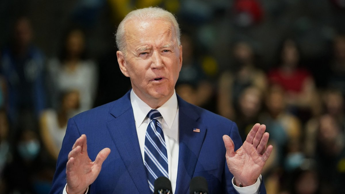 Biden and Congress Face a Summer Grind to Create Legislation 1