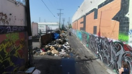 [LA] Watch: The View From Above LA's Most Notorious Trash Pile