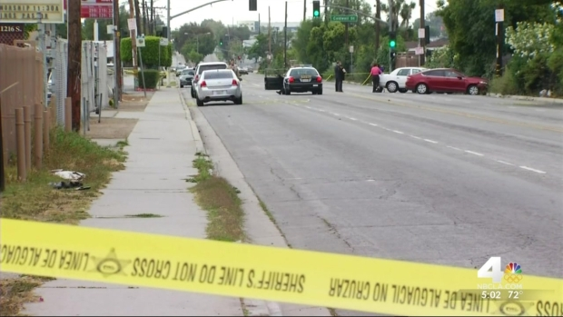 [LA] String of Compton Shootings Raising Concerns