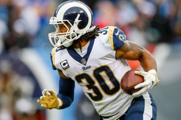 Todd Gurley, Cooper Kupp, Andrew Whitworth Win L.A. Rams Annual Team Awards