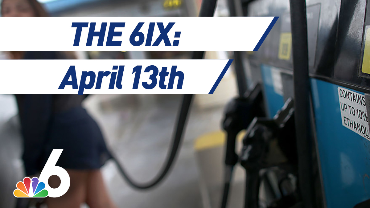 THE 6IX: Legislation Sought to Stop Gas Skimmers, Chilling Video Shows Man Shot in Carjacking Attempt