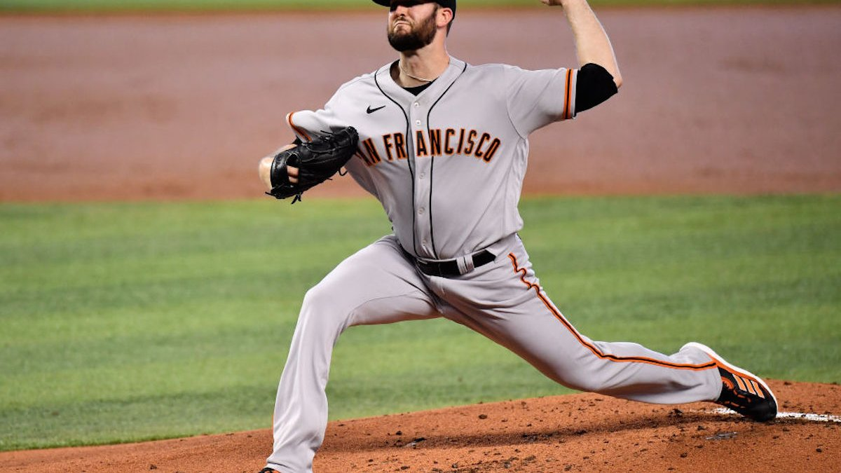 Wood, 4 Relievers Help San Francisco Giants 3-Hit Miami Marlins in Win