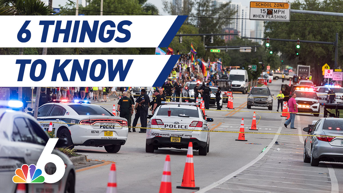 6 Things to Know: Police Find Bodies of Two Young Girls in Lauderhill Canal, 911 Calls Released in Miami-Dade Banquet Hall Mass Shooting