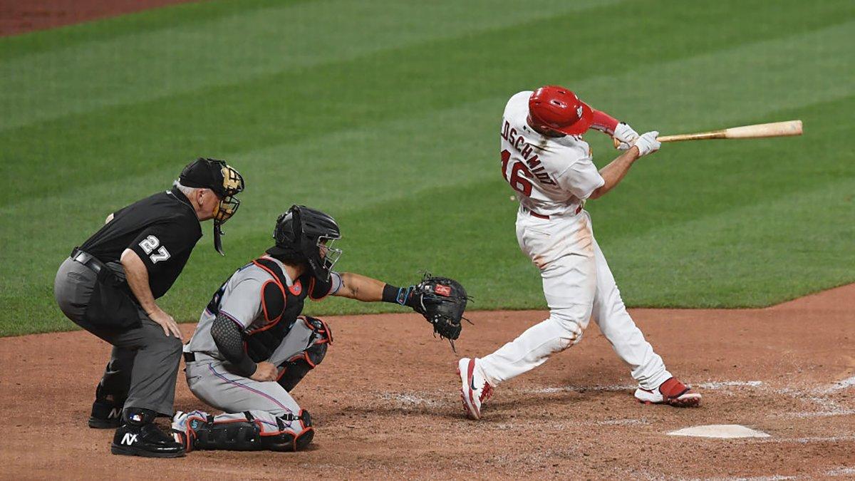 Goldschmidt Hits Game-Ending HR as St. Louis Cardinals Beat Miami Marlins