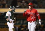 GettyImages-1035799644 Mike Trout, Angels Finalizing Largest Contract in Pro Sports History: Report