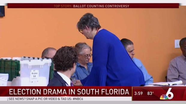 [MI]  Drame électoral dans le sud de la Floride
