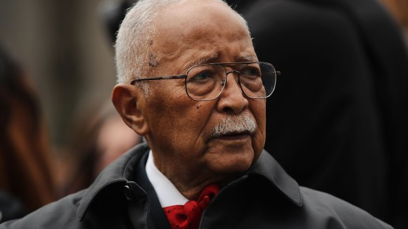 First and Only Black Mayor Of New York City, David Dinkins Dies at 93