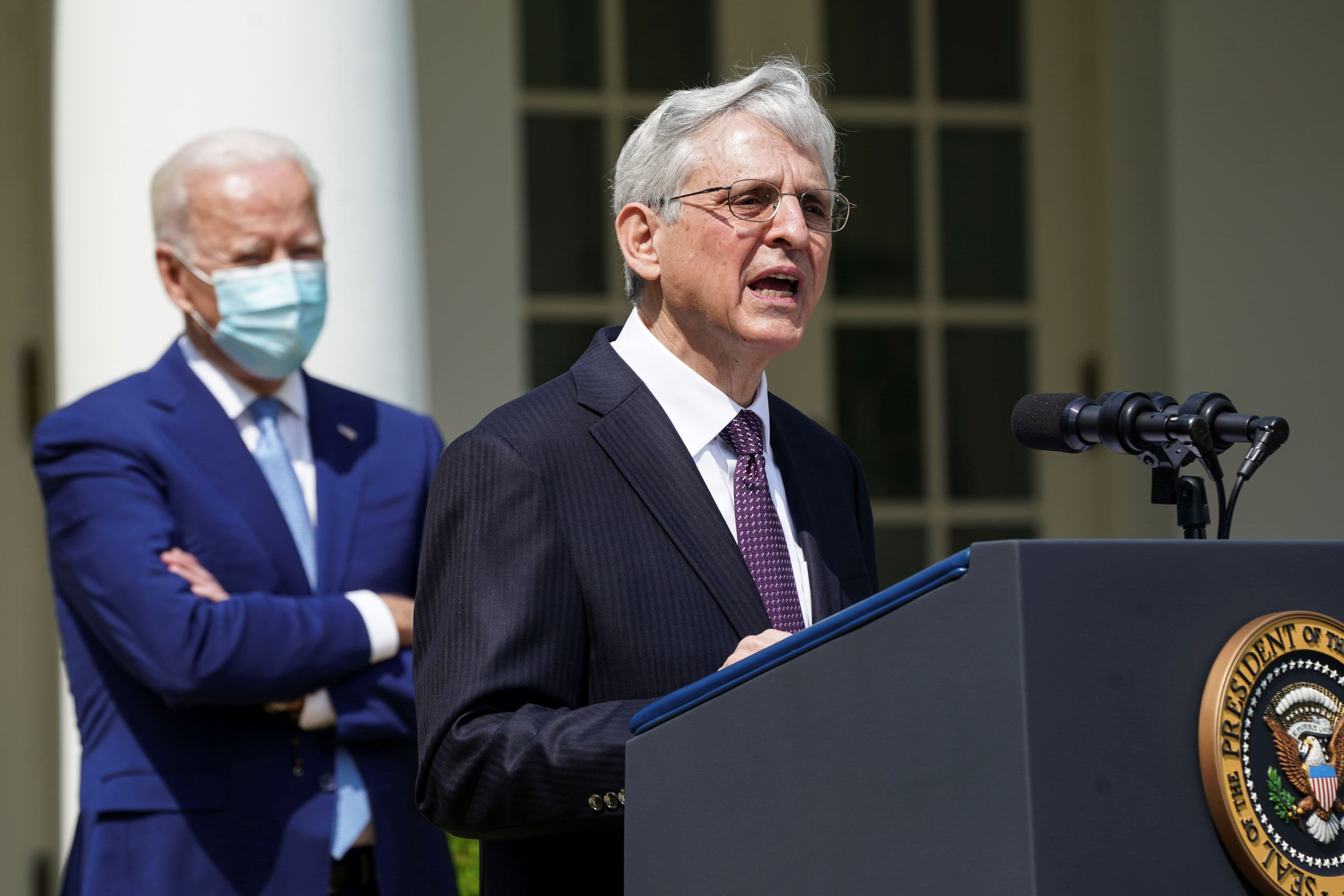 AG Merrick Garland Erases Trump-Era Limits on Consent Decrees for Policing the Police – NBC New York