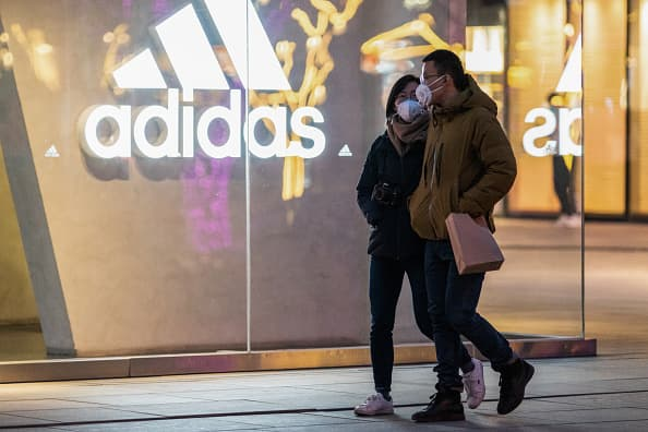 Adidas Upgrades Outlook for 2021 With Sales Expected to Grow Almost 20% – NBC New York