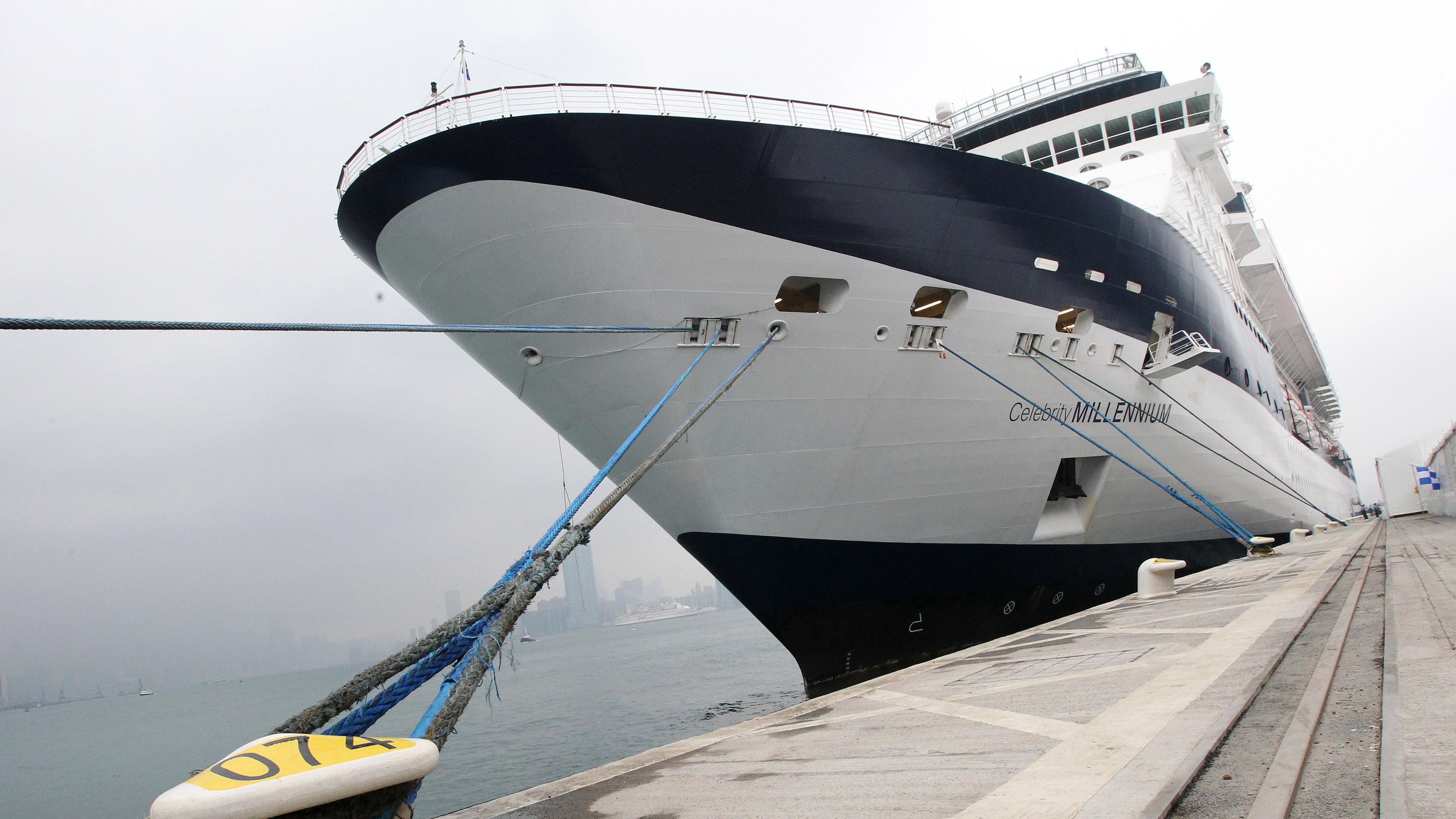 Passengers on Celebrity Millennium Cruise Test Positive for COVID-19 – NBC New York