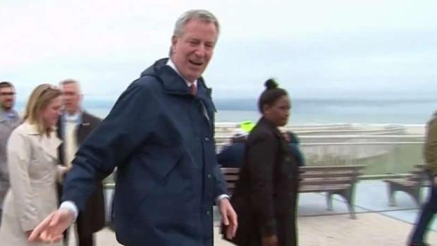 [NY] Mayor Bill de Blasio to Announce 202 Presidential Bid