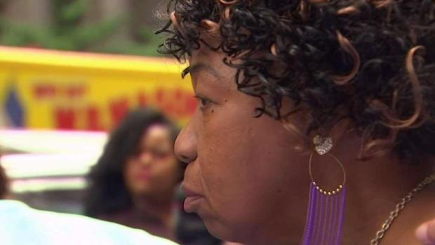 [NY] Mom of Eric Garner Reacts to Charges
