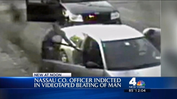 [NY] Nassau County Police Officer Accused of Assault in Traffic Stop Beating