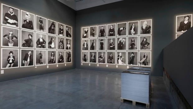 "Inside Chanel's ""The Little Black Jacket"" Exhibition"