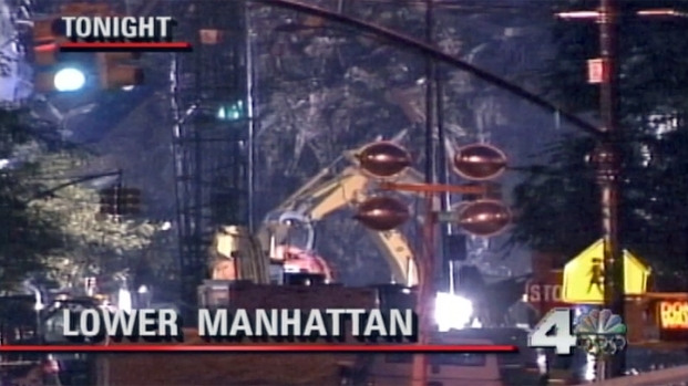 [NY] From the Archives: One Week After 9/11