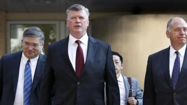 [NATL] Manafort Trial: Rick Gates Wraps Up Testimony