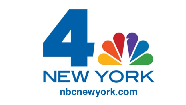 Image result for nbc 4 new york logo