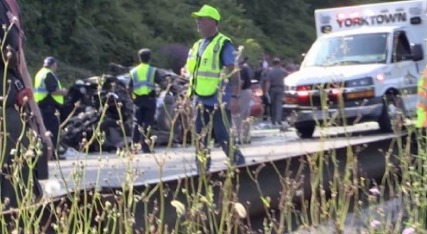 3 Killed in 4-Car Crash on Taconic State Parkway - NBC New ...