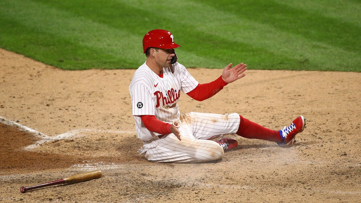 COVID-19 Vaccine: Phillies Slugger Hoskins 'Believes in Science', Will Get Shot