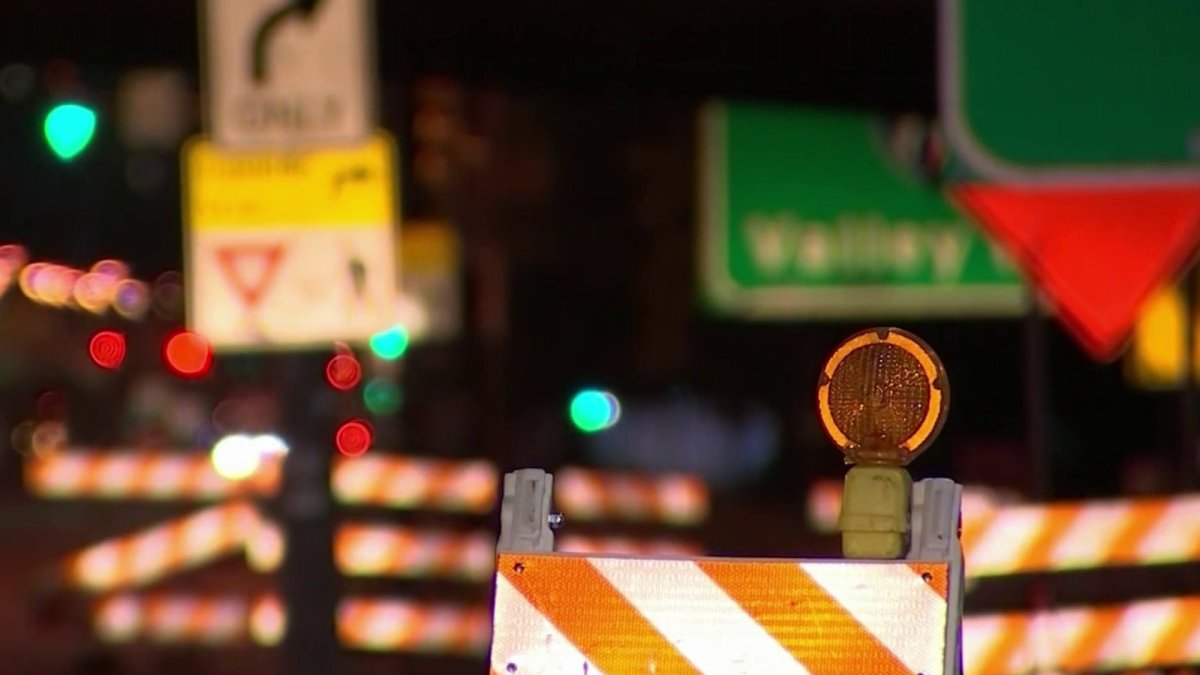 Summer Slowdown on I-76 Starts as Traffic Is Reduced to 1 Lane for Construction