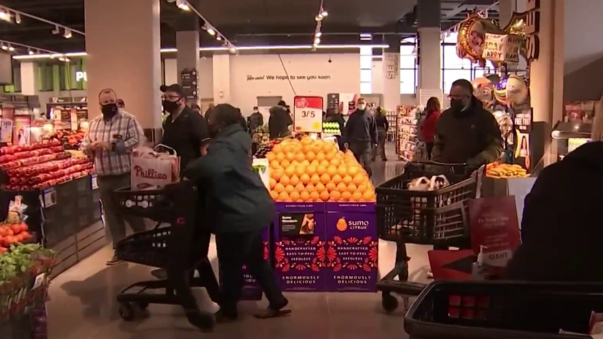 Four More GIANT Grocery Stores Coming to Philadelphia - Where Will They Be?