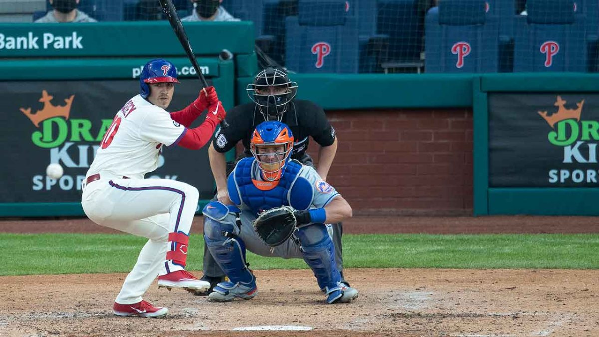 Phillies Reinstate Adam Haseley to 40-Man Roster After Outfielder Left Team