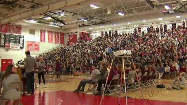 'Parkland for Parkland': Lehigh Valley School Raises ...