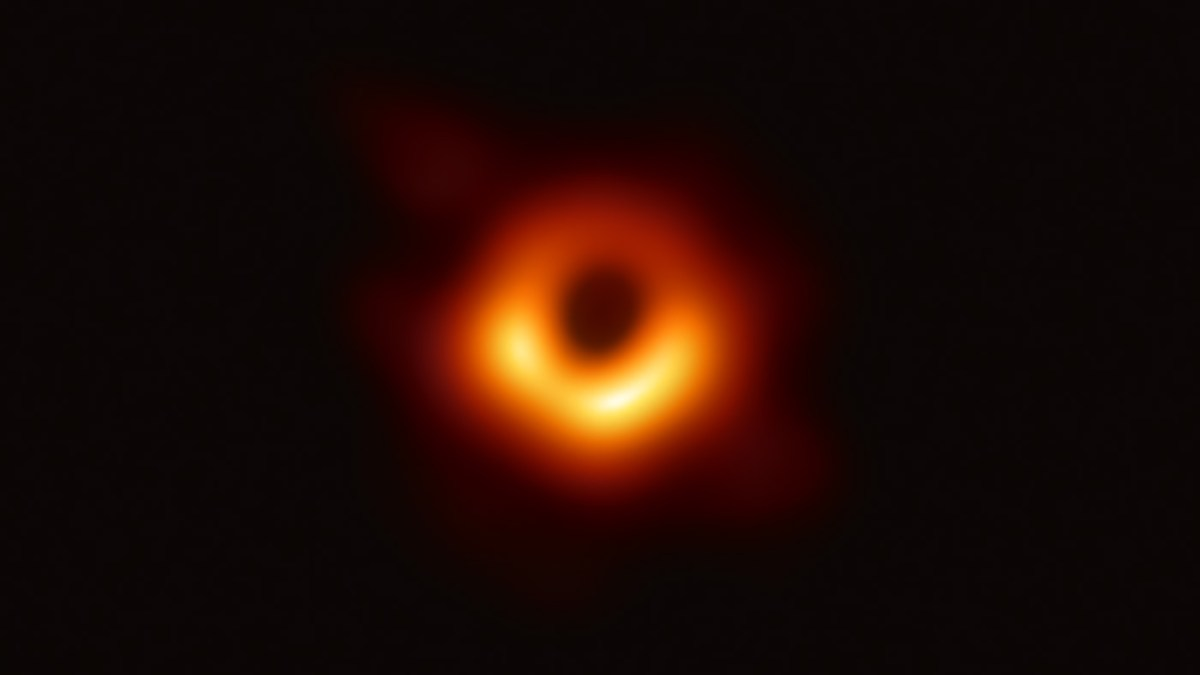 Black Hole Captured for First-Time: 'We Have Seen What We ...