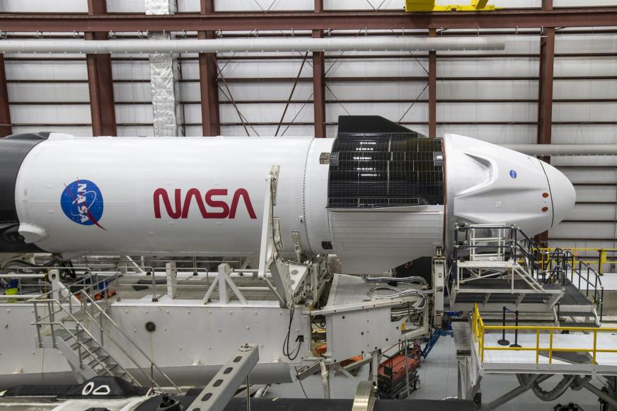 SpaceX Crew-1 Live Launch Updates: NASA Monitoring Weather ...