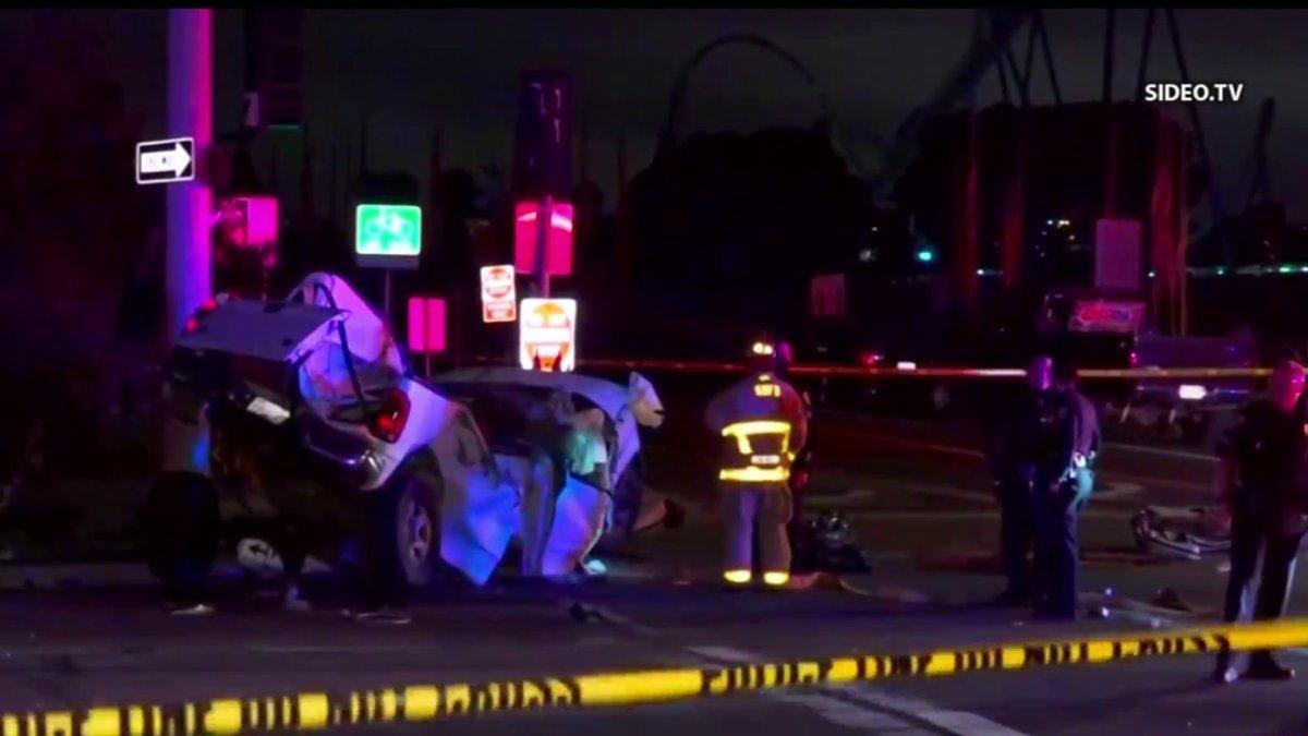 Teens Killed in Crash Near SeaWorld Are ID'd