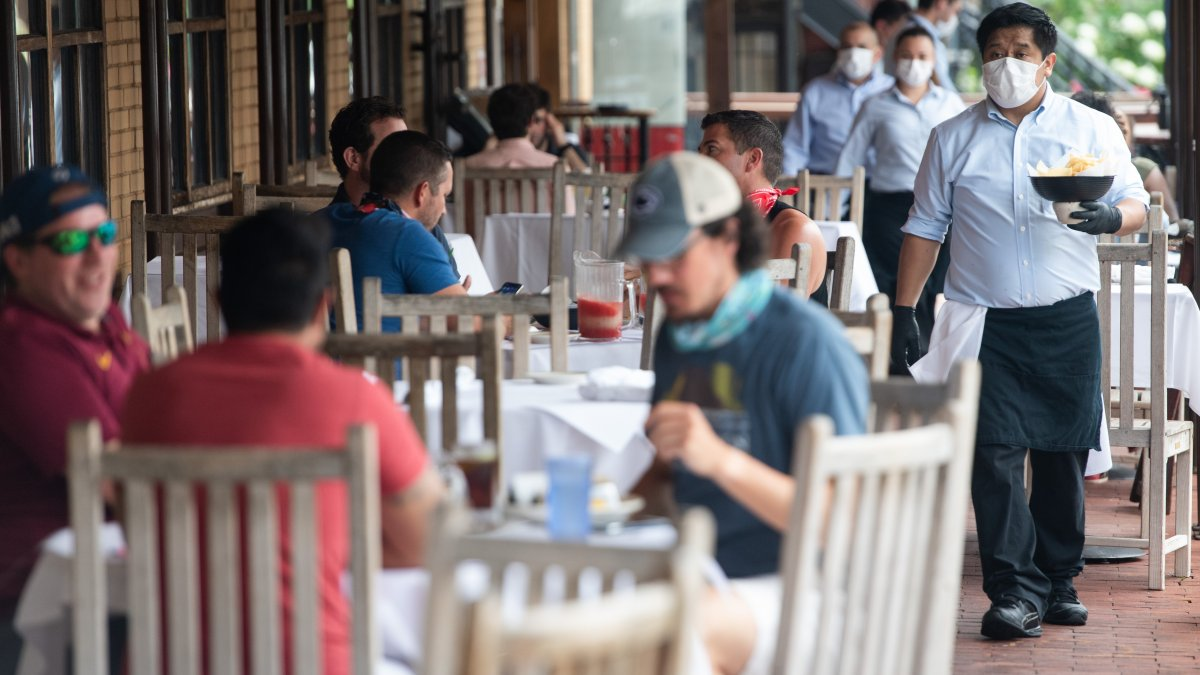 Pandemic-Ravaged Restaurants Facing Hiring Challenge as Easing COVID Restrictions Spark Business Boom