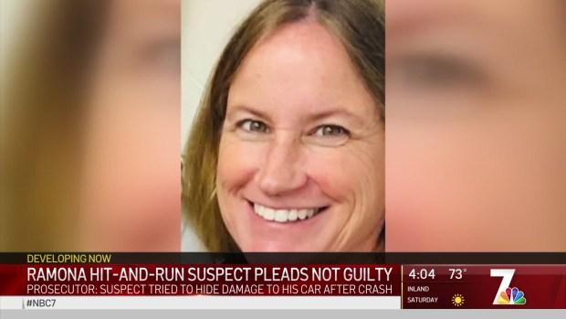 El hombre no es culpable en el ciclista Ramona Hit-and-Run It que quedó en Koma