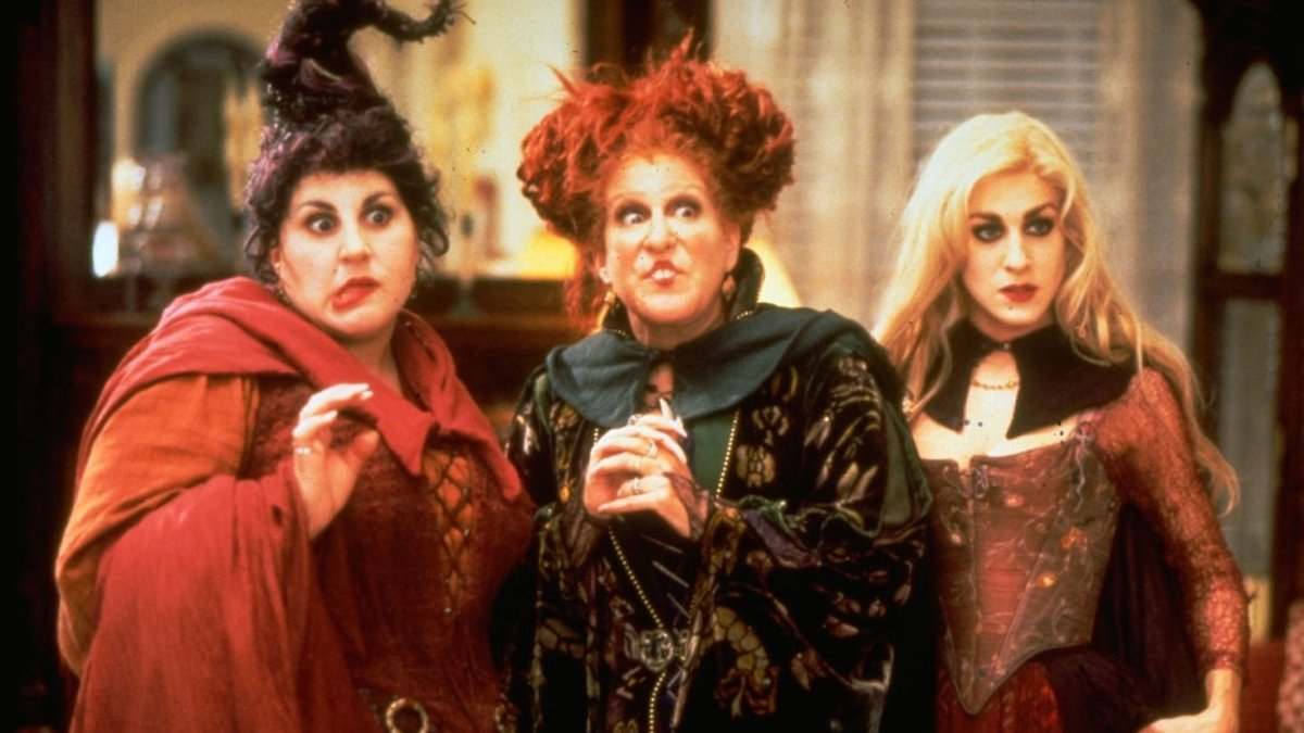 'Hocus Pocus 2' Is Officially Happening With Bette Midler, Sarah Jessica Parker and Kathy Najimy