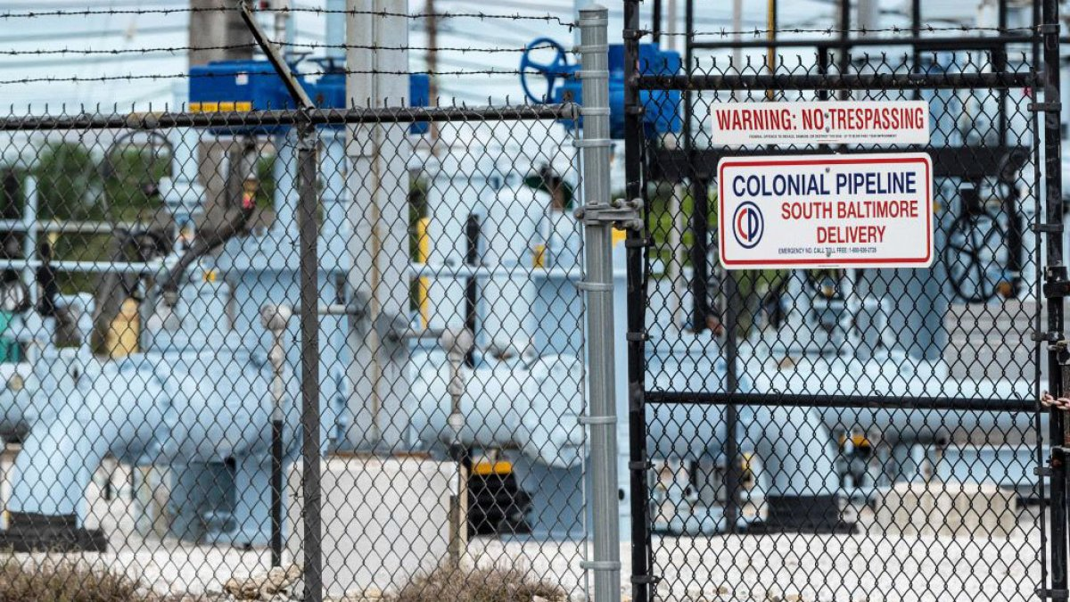 Virginia Declares State of Emergency After Colonial Pipeline Cyberattack