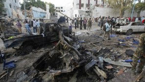 Image result for Somali military end siege at hotel, 23 people dead