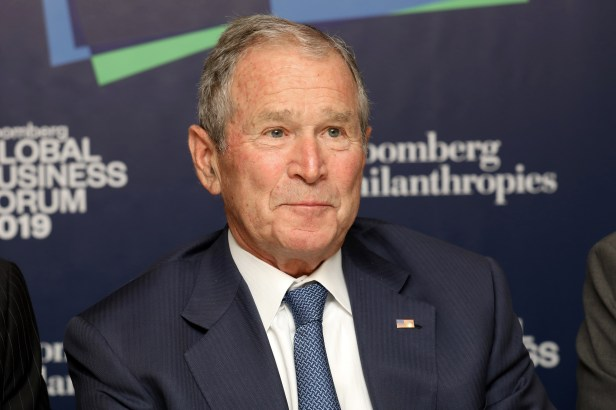 Ex-President George W. Bush Backs Maine's Sen. Susan Collins – NECN