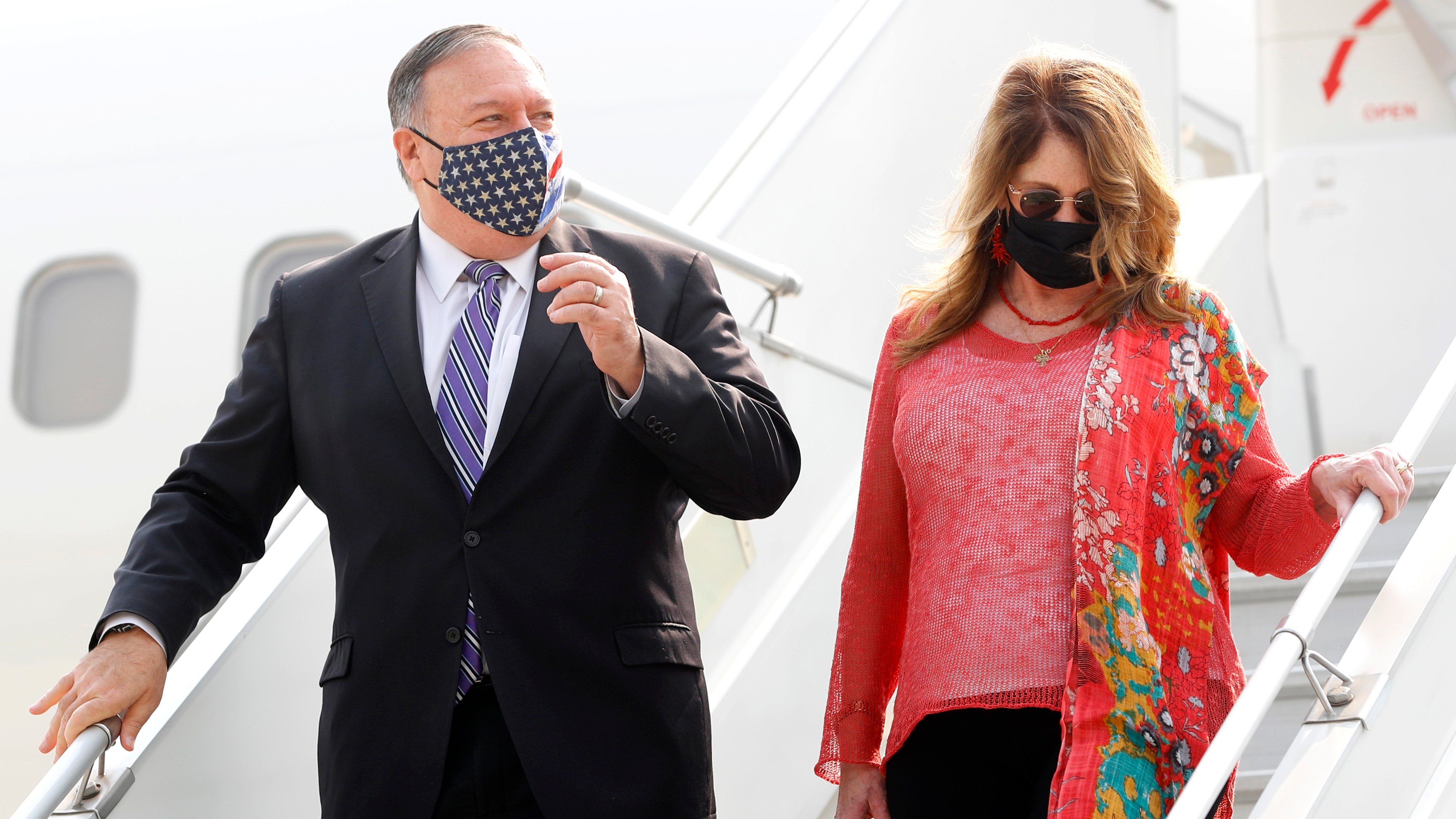 State Dept. Watchdog Says Pompeo, Wife Violated Ethics Rules – NECN