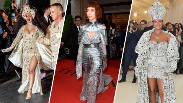 [NATL] Met Gala 2018: Red Carpet Looks