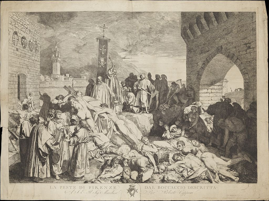 Boccaccio's_'The_plague_of_Florence_in_1348'_Wellcome_L0072143.jpg