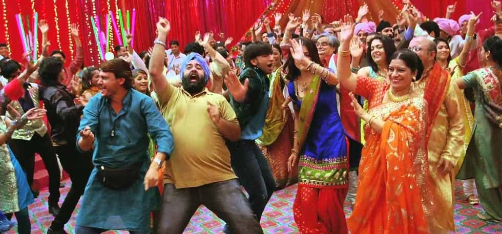 funny characters in Indian weddings
