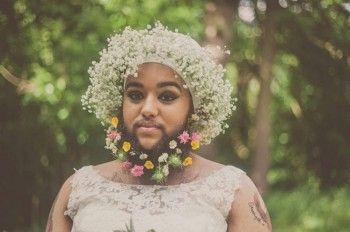 harnaam kaur bearded Sikh woman
