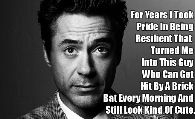 Robert Downey Jr Quotes