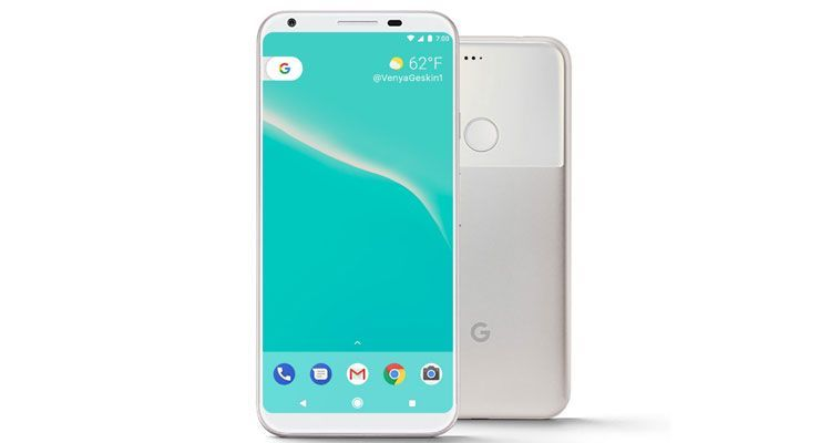 Google Pixel 2 Leak Suggests It Will Borrow Feature From Apple And Samsung