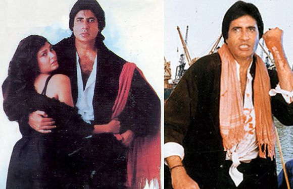 Image result for amitabh hum