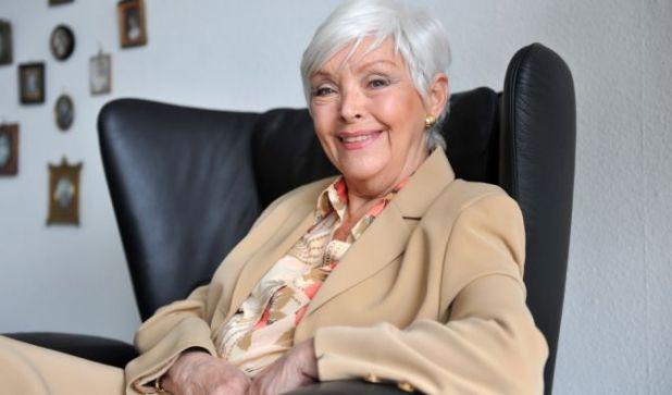 Herta Staal, Schauspielerin (29. März 1930 -2. Oktober 2021) (Foto)