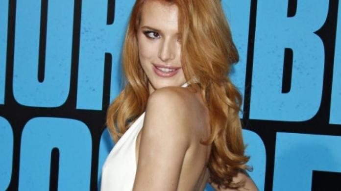 Bella Thorne is criticized for their nine Song.