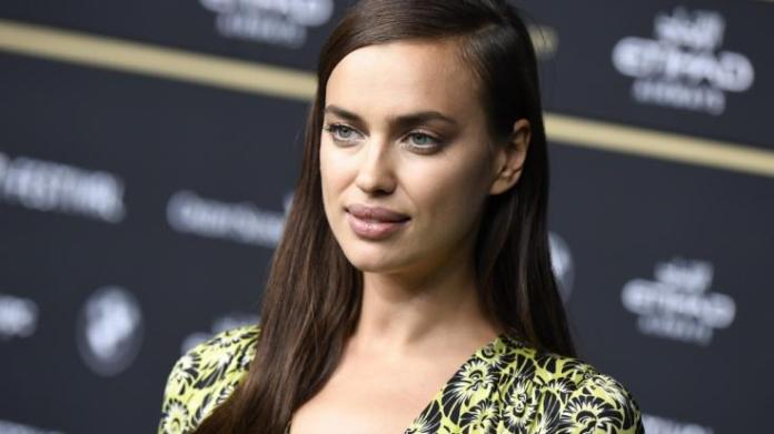 Irina Shayk was in this week to drop the case.