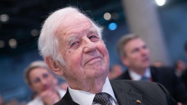 CDU-Politiker Kurt Biedenkopf ist im Alter von 91 Jahren gestorben. (Foto)