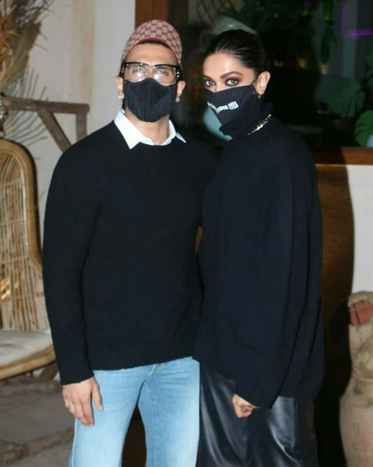 Deepika Padukone appeared in this style on her 35th birthday, wreaking havoc in black dress World Daily News24 - English